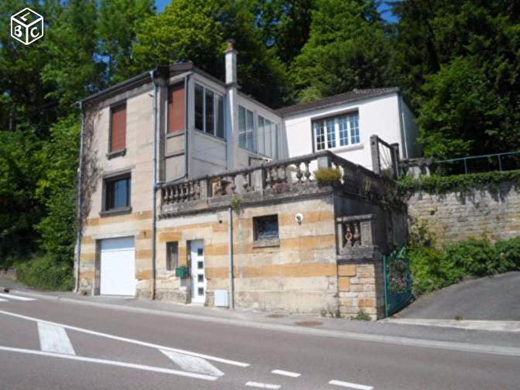 A vendre maison bar le duc 130 m 39 500 actif for Maison bar le duc