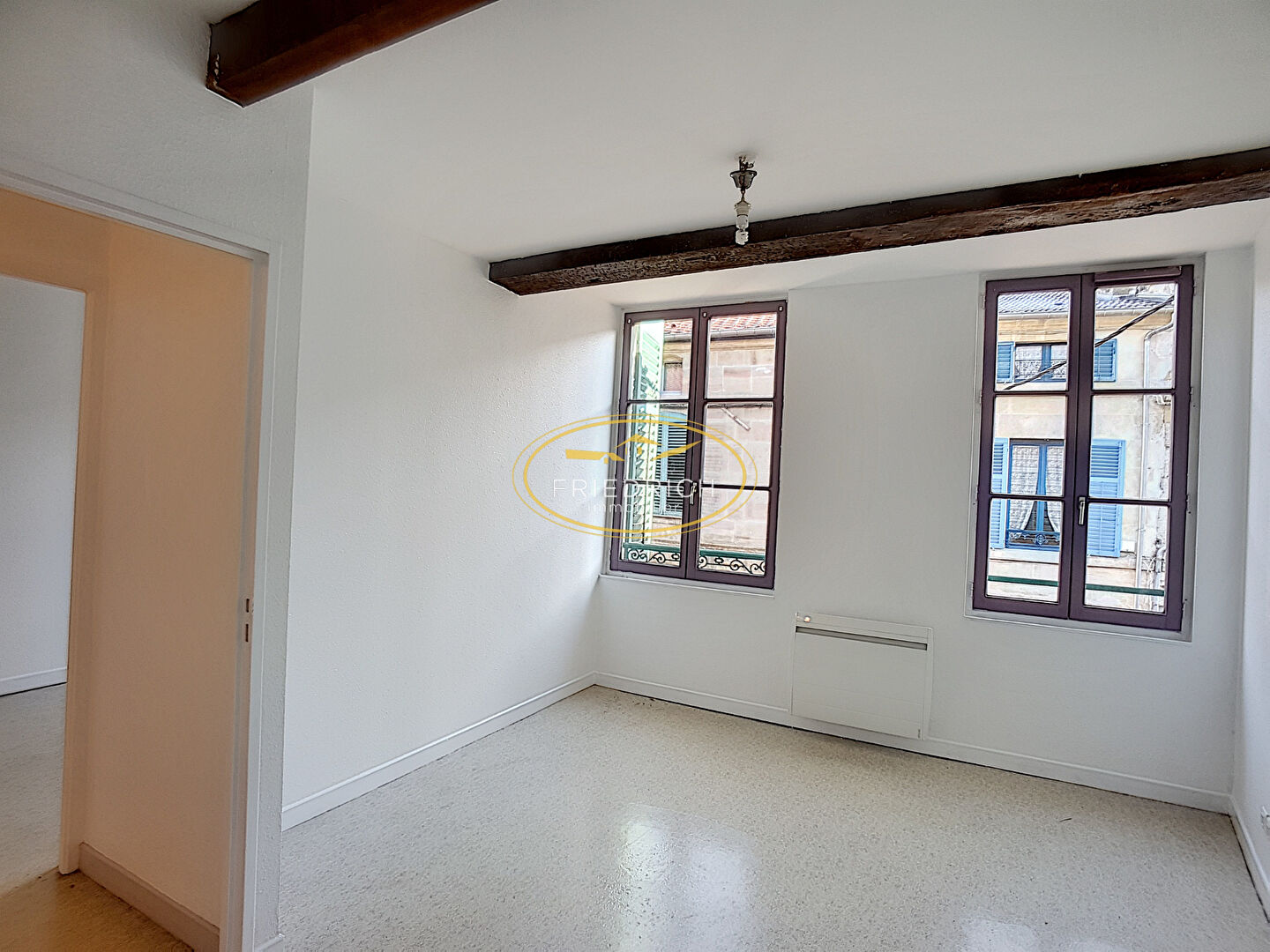 APPARTEMENT Type F3 - BAR-LE-DUC